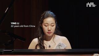 Semifinalist Ying Li at Teatro Edi/Barrio's – Debussy, Chopin, Liszt