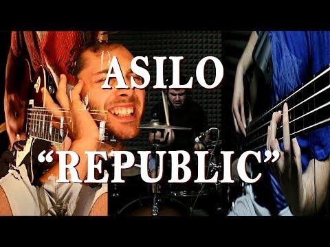 Asilo Republic - Vasco Rossi (cover)