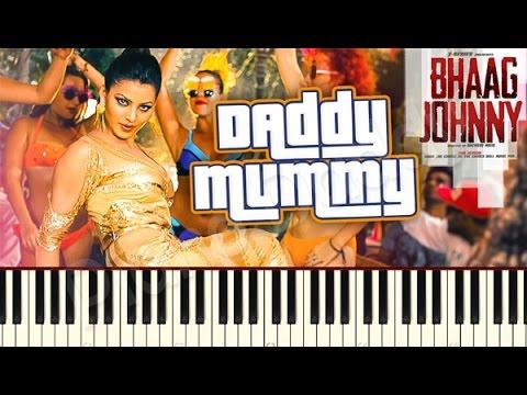 Daddy Mummy (Bhaag Johnny) Piano Tutorial ~ Piano Daddy