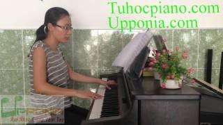 Lớp Tự Học Piano Người Lớn - Quỳnh Giao - Mariage D'amour [TT Âm Nhạc Upponia - Tự Học Piano]