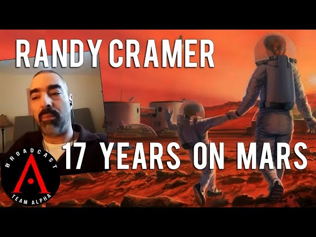 RANDY CRAMER   Talks About 17 Years On Mars, Disclosure, Advanced Medical Technologies 10 31 2018