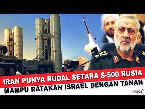 IRAN: Kami Bisa Hancurkan Israel Dalam 5 Menit