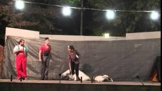"""Θεατρικό: """"Δεν Πληρώνω Δεν Πληρώνω"""" - Νέα Μάδυτος -  20-08-14 """