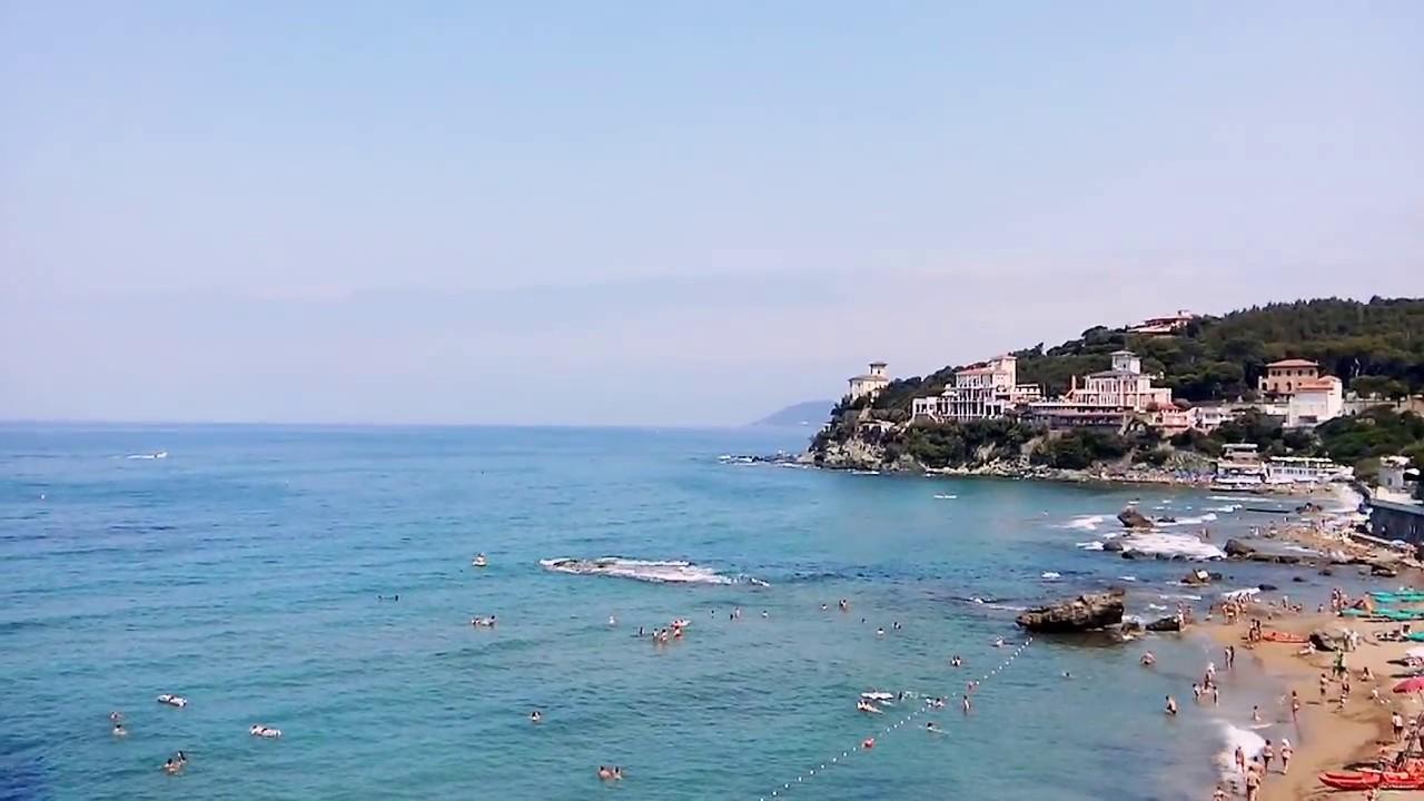 какой песок на пляжах кастильончелло италия фото цветку придает