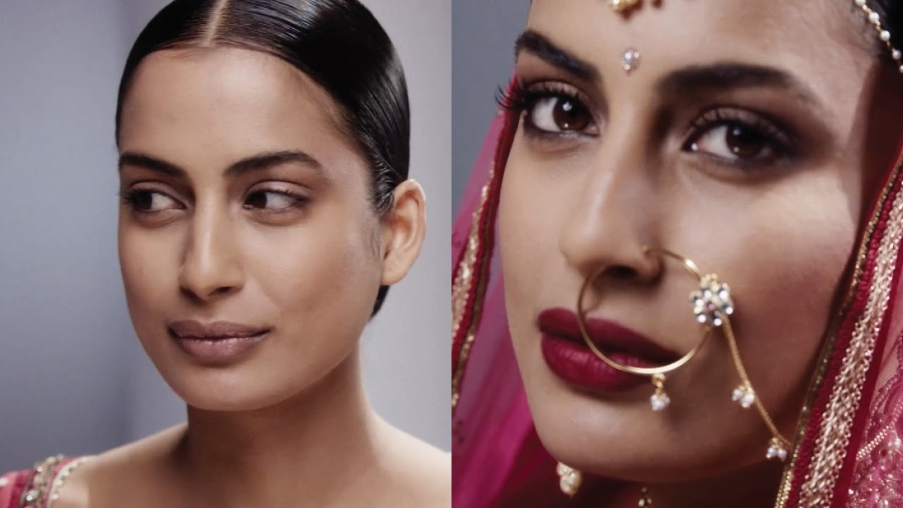 how to: bollywood bridal makeup | mac cosmetics