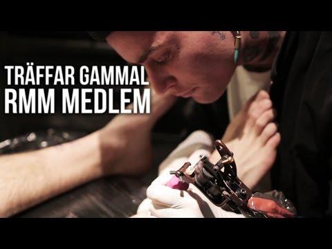 Tatuering av gammal RMM-medlem - Vlog #53