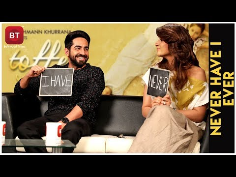Ayushmann Khurrana Has Never Cooked A Surprise For His Wife | Never Have I Ever