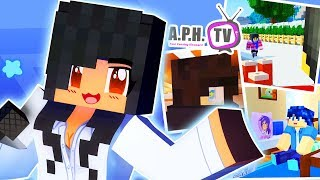 Zane's EDGE! | APHTV Roleplay Bloopers #2 Video