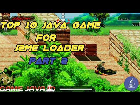 TOP 10 JAVA GAMES FOR J2ME LOADER (ANDROID) PART#2