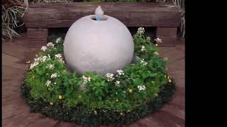 посмотрите 33 идеи красивых цветников на даче