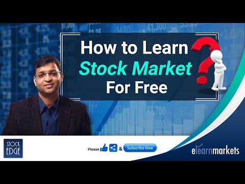 How To Learn The Stock Market For Free?