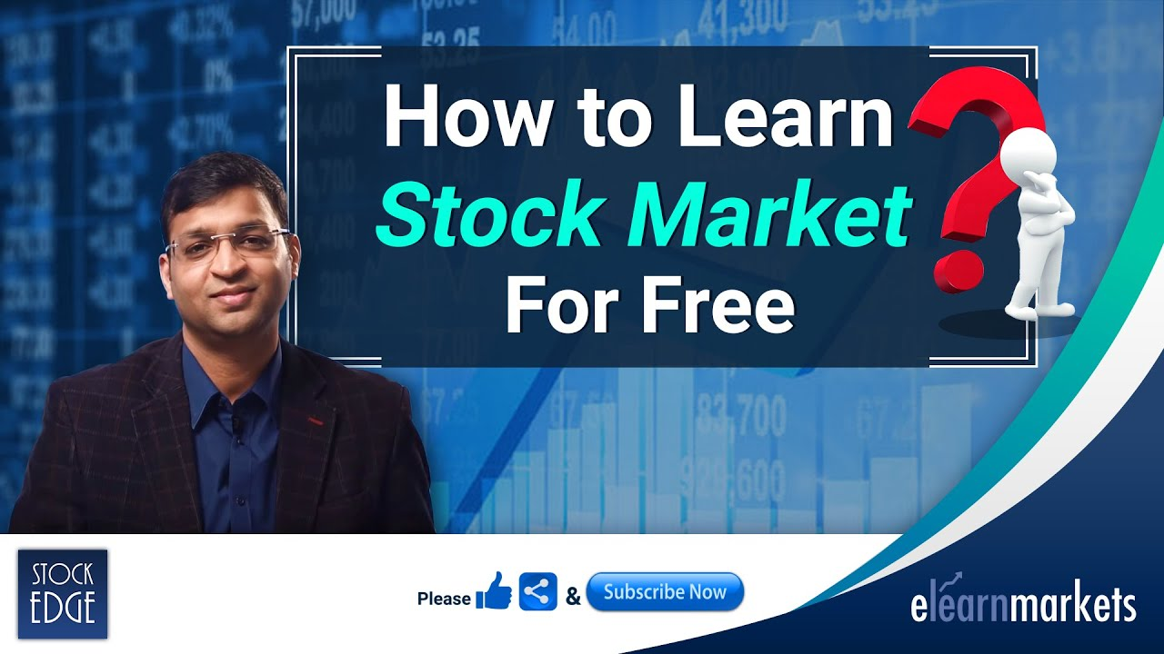 How To Learn The Stock Market For Free
