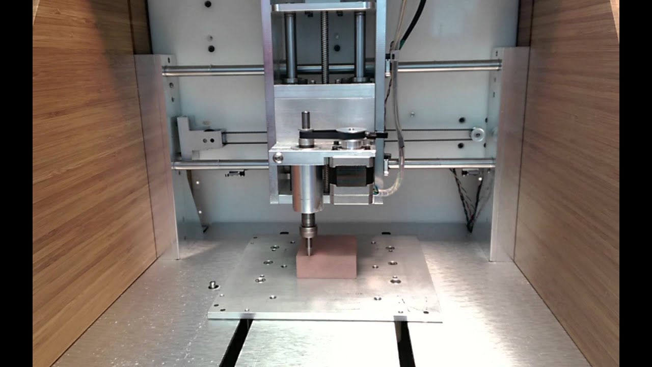 Nomad CNC Mill - Science Friday