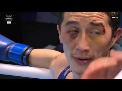 Справедливо? Кровавая рубка боксеров Казахстана и Узбекистана за «золото» отбора на Олимпиаду-2020