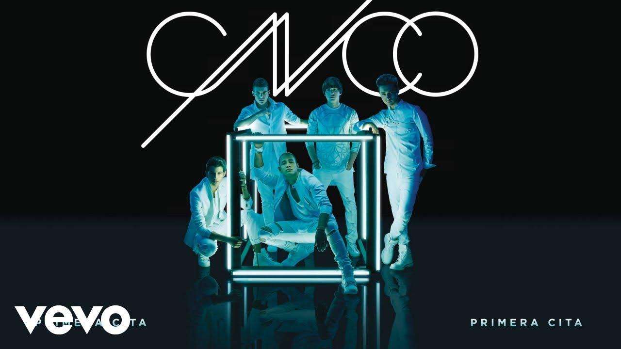 CNCO — Primera Cita (Cover Audio)