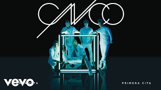 CNCO - Primera Cita (Cover Audio) thumbnail
