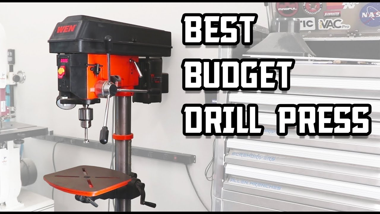 Wen 4225 Drill Press Review Budget