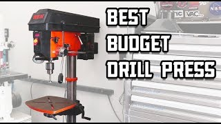 Best Budget Drill Press for Your Shop // WEN 4225 Review
