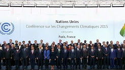 World leaders seek to reach climate change deal