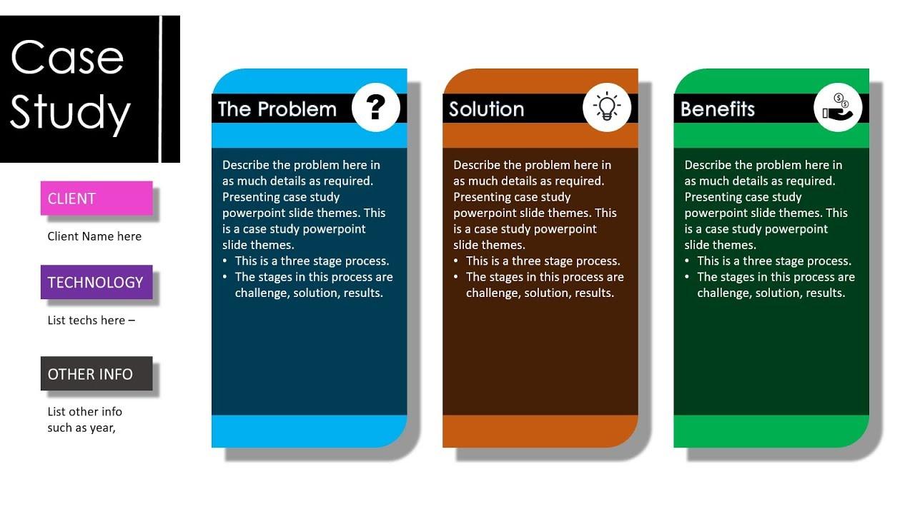 Menu For Olive Garden: Animated PowerPoint Slide Design