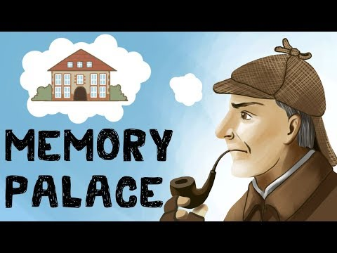 Mind Palace (Simple Guide) - 5 Steps To Remember Things With A Memory Palace