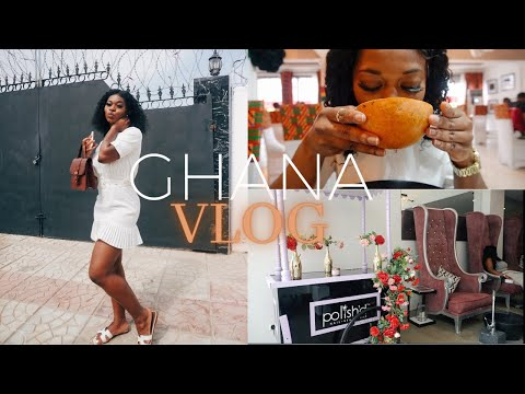 VLOG: MADE IT TO GHANA FINALLY| I NEEDED A VACATION| GHANA VLOG| GHANA LIVING| EASTER IN GHANA