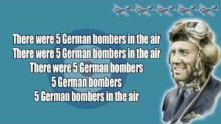 10 German Bombers