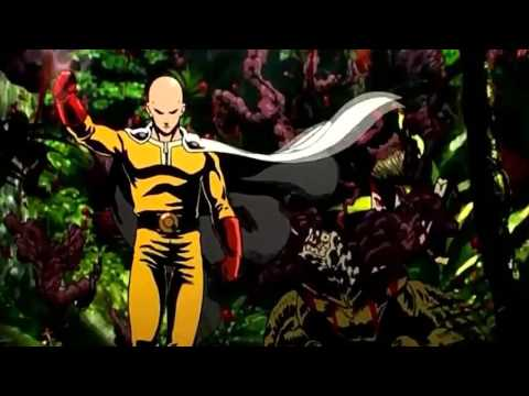 "One Punch Man [ AMV ] ""Destroyer""- Parkway Drive"