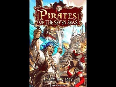 Download Пираты семи морей / Pirates Of The Seven Seas java game - полное прохождение с русским дубляжом
