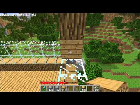 Minecraft Tutorial How To Make A Cool House
