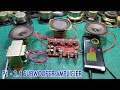 How To Make Subwoofer Speaker At Home - P1 Assembling Amplifier Board