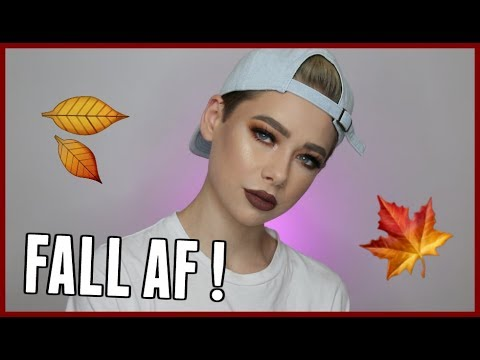 SEXY FALL MAKEUP TUTORIAL  Jake Warden