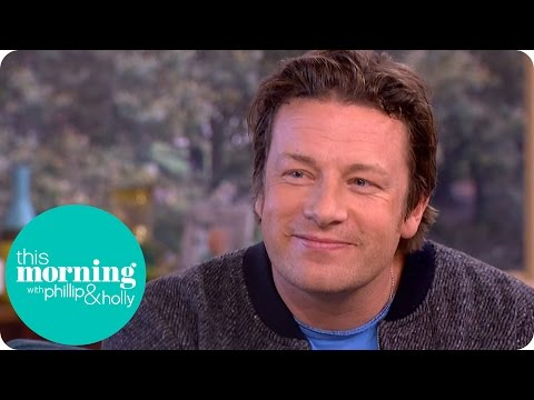 Jamie Oliver On The Bake Off Rumours, Superfoods And His Family | This Morning