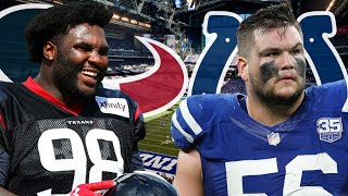 Texans vs Colts Week 7 Predictions!