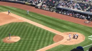 July, 4th 2017 Aaron Judge hits a solo home run