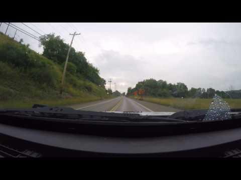Driving to Harrisburg, (PA Capital) late June 2016