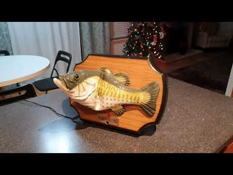 Craig Stevens - Alexa enabled Big Mouth Billy Bass with Samuel L. Jackson's Voice