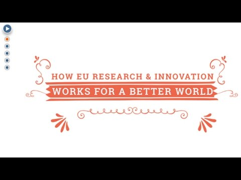 How EU Research & Innovation works for a better world