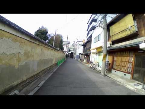 garydean | walk from Teramachi to Kyoto Imperial Palace
