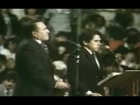 1984 Mexico City Crusade with Morris Cerullo