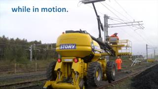 Story Contracting MEWP Demonstration