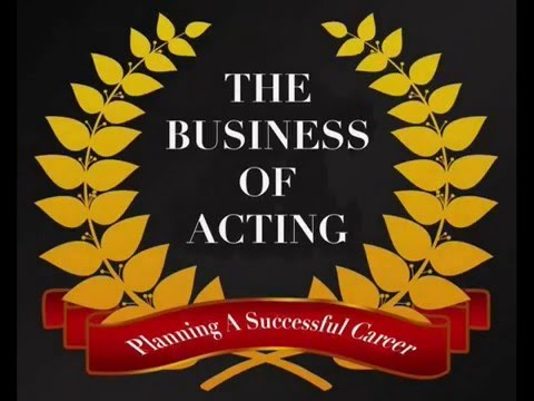 The Business Of Acting Seminar Demo at the Chicago Actors Studio