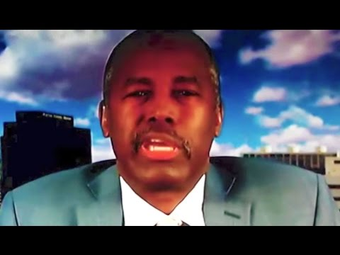 MSNBC: Ben Carson's HEROIC MELTDOWN As a Trump Surrogate, Part Two