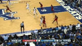 #6 Louisville @ #18 Kentucky (12/28/2013)
