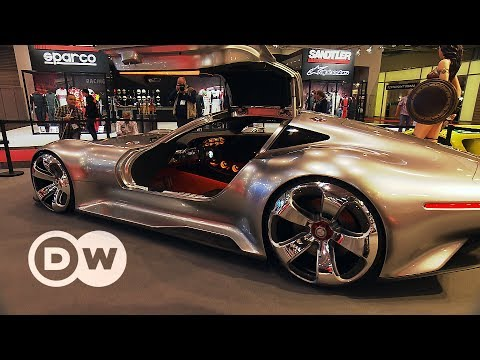 Drive it! from December 20, 2017 | DW English