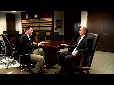 FULL: Ken Paxton one-on-one with KXAN's Phil Prazan