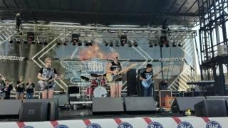 Bikes Blues & BBQ Fayetteville AR 2016