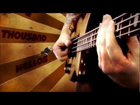Aaron Gibson: A Thousand Hellos - Solo Bass