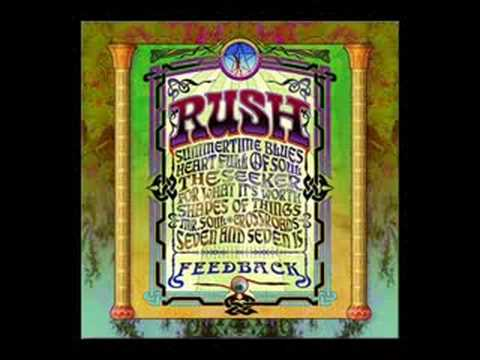Rush - Heart Full of Soul
