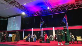 UFS Autumn Graduation Ceremony 16 April 2015 Afternoon Session